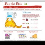 Pat & Pals website